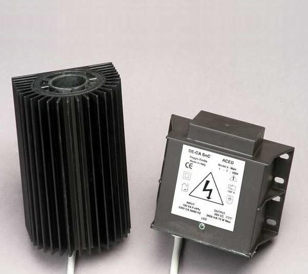 ACED 1″ Black dispositivo per il risparmio energetico