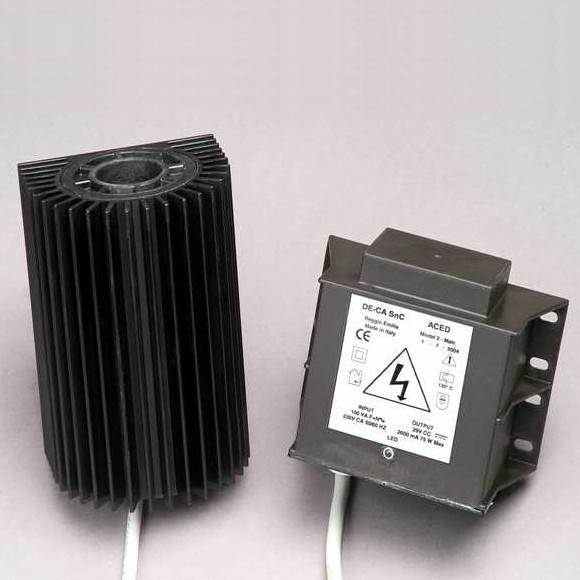 ACED 1 1-2 Black