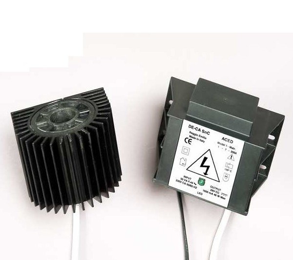 ACED 3/4″ Black dispositivo per il risparmio energetico